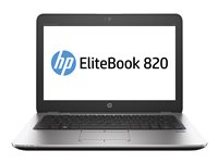 "HP EliteBook 820 G4 - 12.5"" - Core i5 7200U - 8 GB RAM - 256 GB SSD Z2V91EA#AK8"